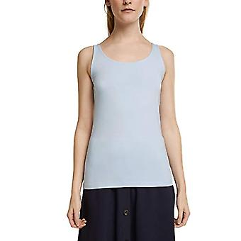 ESPRIT 011EE1K313 T-Shirt, 435/pastel blue, M Woman