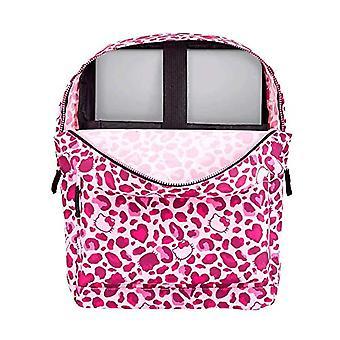 Hello Kitty Leopard - Stor ryggsäck med datorväska