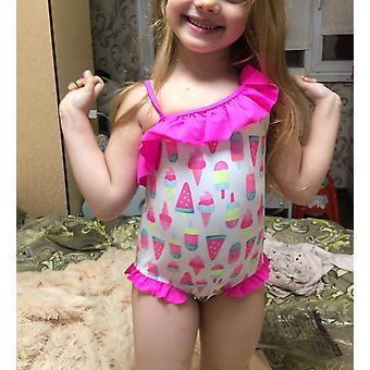 Mädchen Badeanzug, hochwertige Badeanzug
