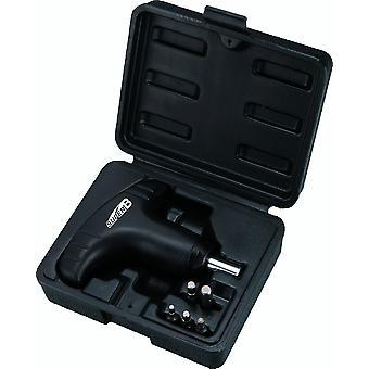 Super B TB-TW06 Pre-Set 6nm Torque Wrench Inc Bits