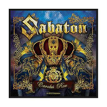 Sabaton - Carolus Rex Štandardná náplasť