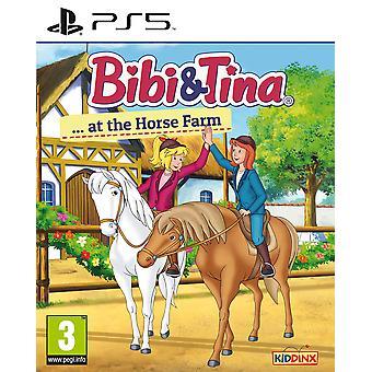 Bibi & Tina at the Horse Farm PS5 Game