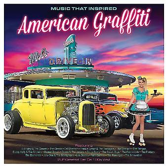 Olika artister - Amerikansk Graffiti Vinyl
