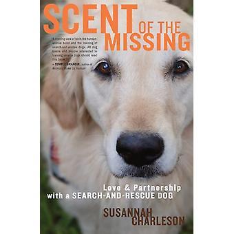 Geur van de ontbrekende liefde en partnerschap met een zoek- en reddingshond door Susannah Charleson
