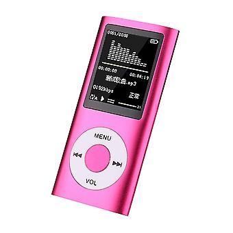 Mp4 Player, Digital Led Video, Lcd Hd, Music Media, Fm Radio Music, Home Photo