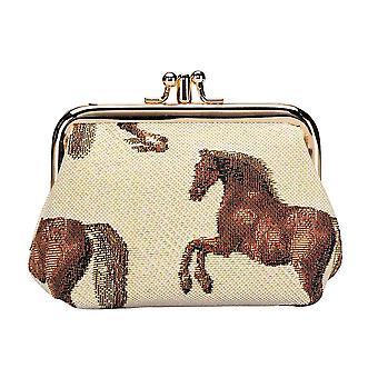 | إطار Whistlejacket الحصان تصميم عملة محفظة | frmp صافرة