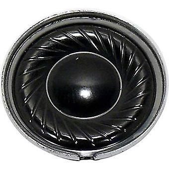 Visaton K 23 0.9 inch 2.3 cm Mini speaker 0.5 W 8 Ω