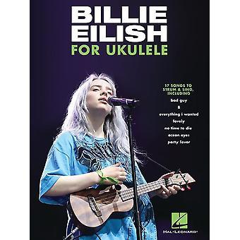 Billie Eilish för Ukulele Ukulele 840126919967