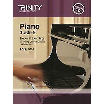Trinity Piano 2012-2014. Grade 8 (with CD)