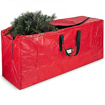 Evago Waterproof Christmas Tree Storage Bag Fits Up To 9 Ft Tall Holiday Artificial Disassembled Trees With Durable Reinforced Handles & Dual Zipper
