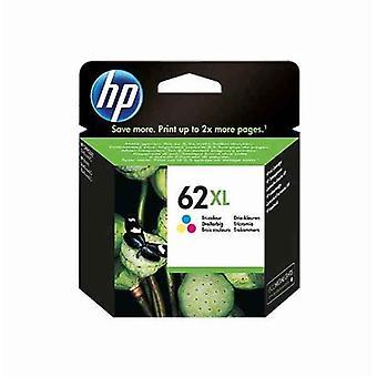 Cartouche d'encre HP T62XL Tricolor authentique