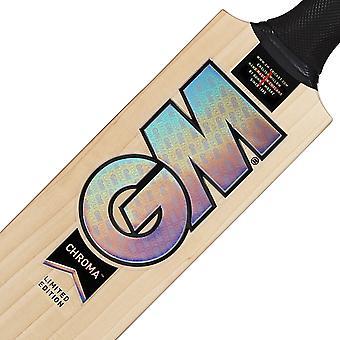 Gunn & Moore Chroma DXM 606 Prime English Willow Cricket Bat - Senior