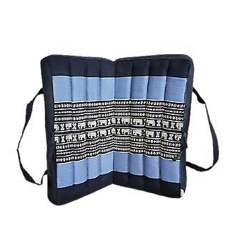 Meditation Cushion Yoga Mat 2 Folds