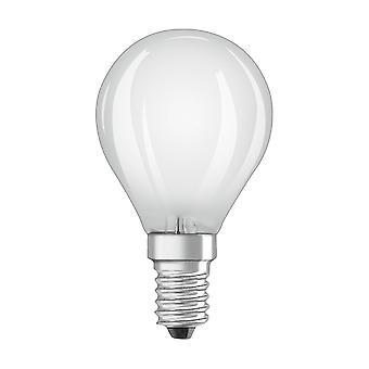 Flood spot lights led base classic p / led lamp e14  4 w  220…240 v  40 w replacement  warm white  2pack