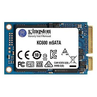 Tecnologia KC600 mSATA 1024 GB Serial ATA III 3D TLC