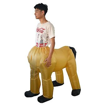 Halloween Party Costume Centaur Inflatable Costume
