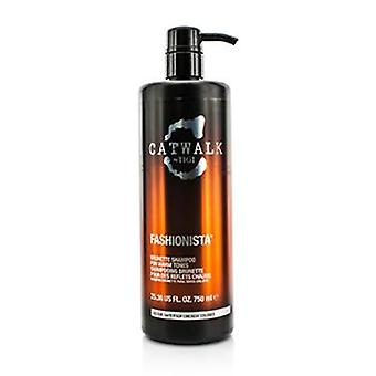 Tigi Catwalk Fashionista Brunette Shampoo (for Warm Tones) - 750ml/25.36oz