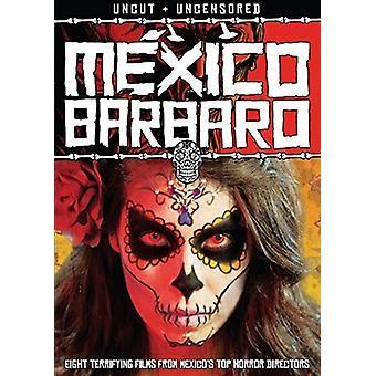 Mexico Barbaro [DVD] USA import