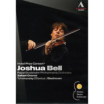Nobel Prize Concert: Joshua Bell [DVD] USA importeren