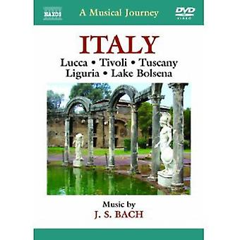 J.S. Bach - viaggio musicale: Importazione Italia [DVD] Stati Uniti d'America