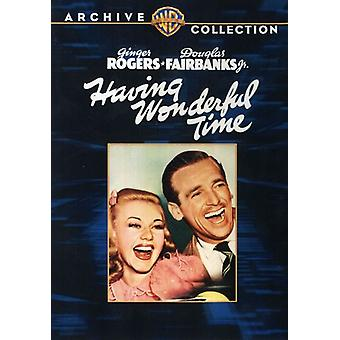 Having a Wonderful Time [DVD] USA import