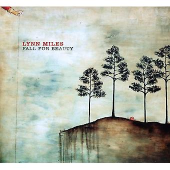 Lynn Miles - Fall for Beauty [CD] USA import