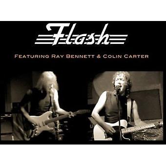 Flash - con la importación de Estados Unidos Ray Bennett y Colin Carter [CD]