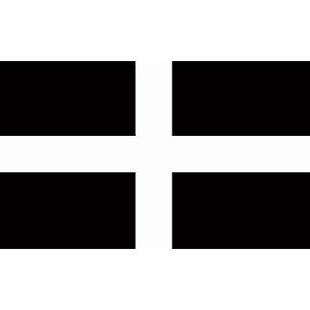 5 ft x 3 ft flagg - Cornwall - St Piran