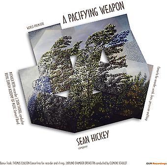 Hickey / Clausen / Thorel / Schuldt - Sean Hickey: Pacifying Weapon [Vinyl] USA import