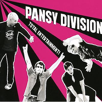 Pansy Division - całkowita Entertainment [CD] USA import