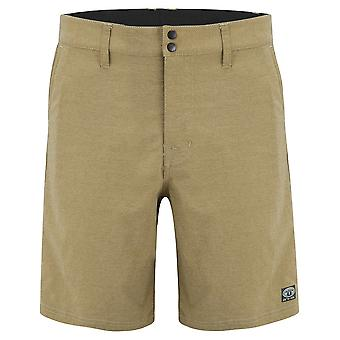 Animal Hugo Shorts in Lizard Green Marl