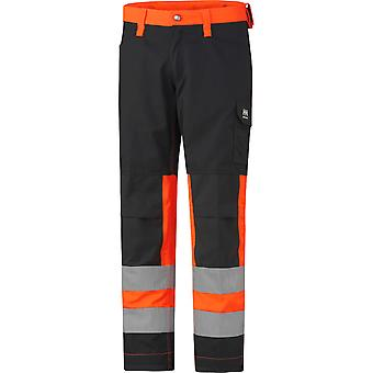 Helly Hansen Mens Alta Construction Polyester Cotton Workwear Trousers