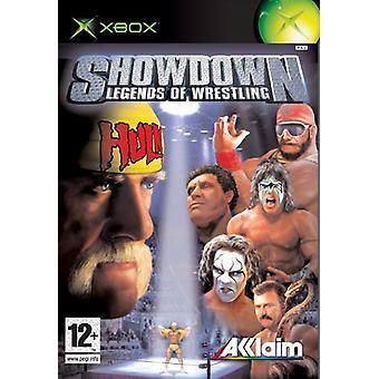 Showdown Legends of Wrestling (Xbox) - New