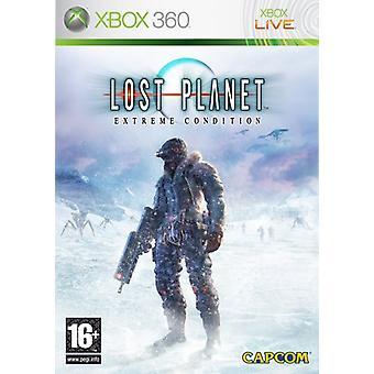Lost Planet Extreme Condition (Xbox 360) - Fabbrica sigillata