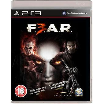 F.E.A.R. 3 (PS3) - En tant que nouveau