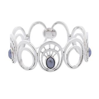 Misaki Mesdames bracelet renommée bracelet argent QCRBFAMES