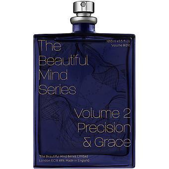 The Beautiful Mind Series Volume 2 Precision&Grace EDT 3.4oz/100ml New