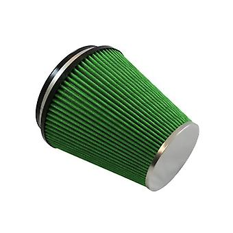 Green Filter 2382 Green High Performance Universal Cone Air Filter