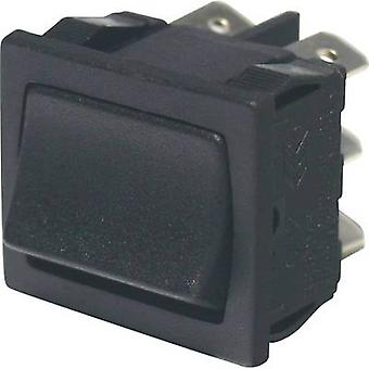 Arcolectric Toggle switch H8660VBAAA 250 V 10 een 1 x op/op klink 1 PC('s)