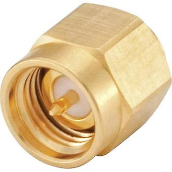 Rosenberger 32S102-272L5 SMA connector Plug, straight 50 Ω 1 pc(s)
