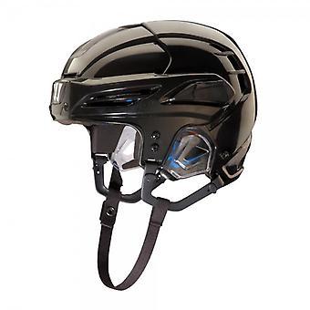 Warrior covert PX + senior hockey helmet