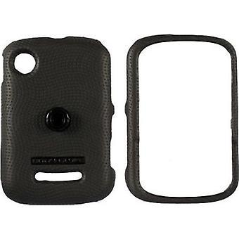 Corpo luva - Snap caso para alcance de Motorola WX404 Push - preto