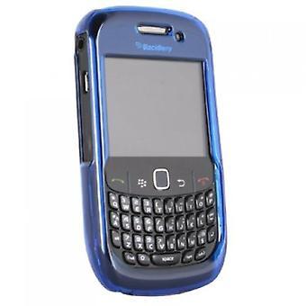 BlackBerry 8520 Gemini Snap-On Case (Dark Blue)
