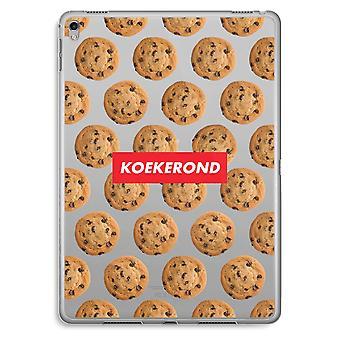iPad Pro 9,7 tommers gjennomsiktig sak (myk) - Koekerond