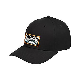 Billabong Walled Snapback Cap en noir
