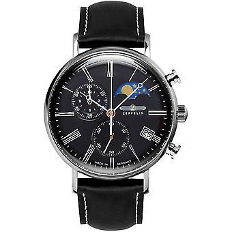 Zeppelin LZ120 Rome Herrenuhr chronograph 7194-2