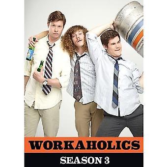 Workaholics: Season 3 [DVD] USA import