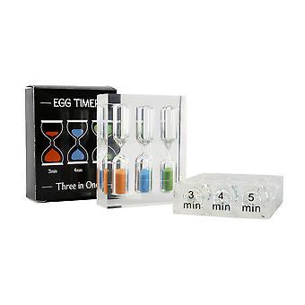 CGB Giftware Loft 3-In-1 Egg Timer