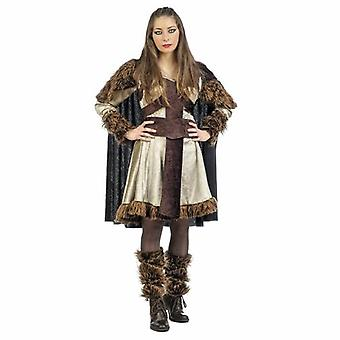 Viking Escol Mesdames costume costume Mesdames Barbarin Normanin
