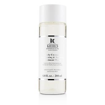 Kiehl ' s 's claramente correctivo de iluminación y relajante tratamiento de agua - 200ml/6.8 oz